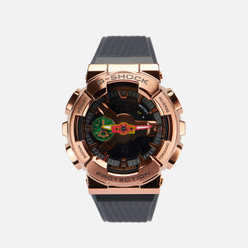 Наручные часы CASIO G-SHOCK x Rui Hachimura GM-110RH-1AER Tie Up Multi-Color/Gold