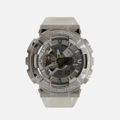 Наручные часы CASIO G-SHOCK GM-110SCM-1AER Skeleton Series Silver/Clear