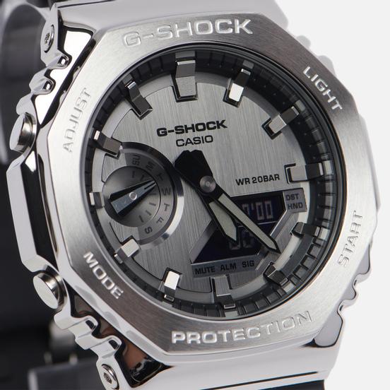 Наручные часы CASIO G-SHOCK GM-2100-1AER Black/Silver/Silver