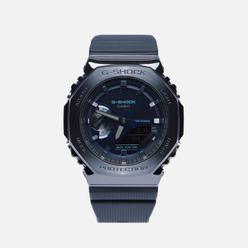 Наручные часы CASIO G-SHOCK GM-2100N-2AER Navy/Navy/Navy