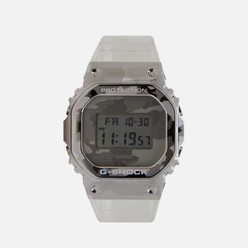 Наручные часы CASIO G-SHOCK GM-5600SCM-1ER Skeleton Series Silver/Clear
