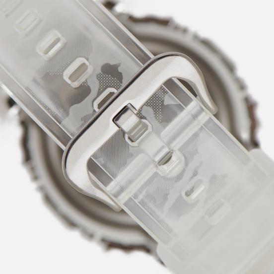 Наручные часы CASIO G-SHOCK GM-5600SCM-1ER Skeleton Series Silver/Clear