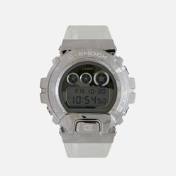 Наручные часы CASIO G-SHOCK GM-6900SCM-1ER Skeleton Series Silver/Clear