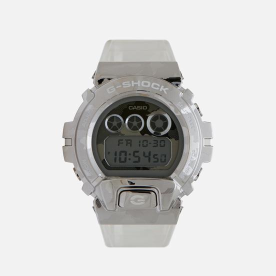 Наручные часы CASIO G-SHOCK GM-6900SCM-1ER Skeleton Series Silver/Clear