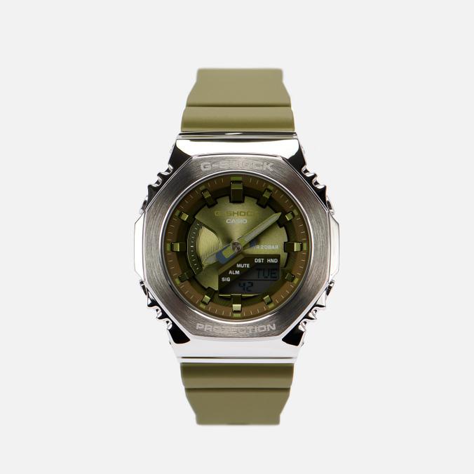 Наручные часы CASIO G-SHOCK GM-S2100-3AER Metal Covered