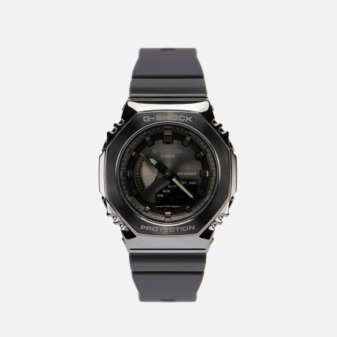 Наручные часы CASIO G-SHOCK GM-S2100B-8AER Metal Covered