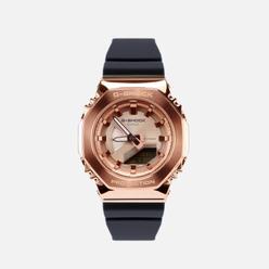 Наручные часы CASIO G-SHOCK GM-S2100PG-1A4ER Metal Covered Black/Black/Black