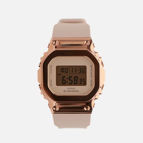 Наручные часы CASIO G-SHOCK GM-S5600PG-4ER Superior Series Beige/Rose Gold
