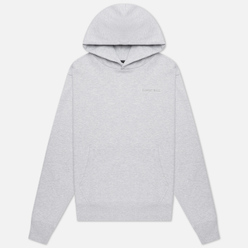 Мужская толстовка adidas Originals x Pharrell Williams Basics Hoodie Light Grey Heather