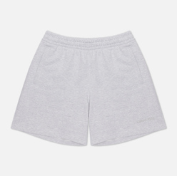Мужские шорты adidas Originals x Pharrell Williams Basics Light Grey Heather