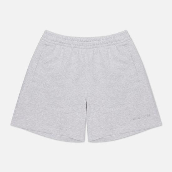 Мужские шорты adidas Originals x Pharrell Williams Basics Light Grey Heather