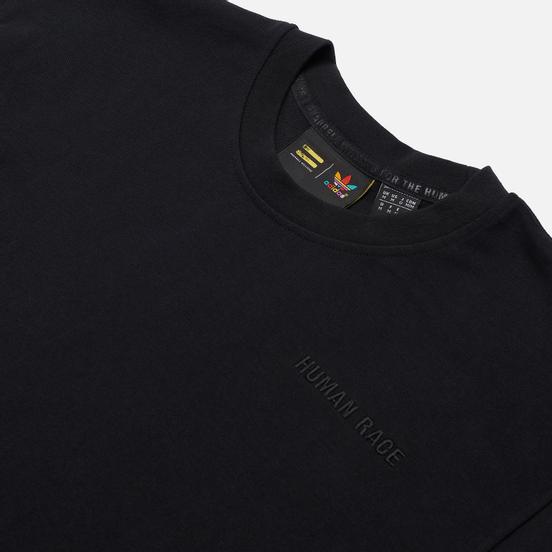 Мужская футболка adidas Originals x Pharrell Williams Basics Black