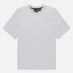 Мужская футболка adidas Originals x Pharrell Williams Basics Light Grey Heather