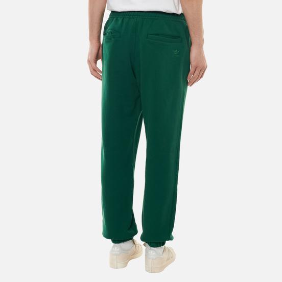 Мужские брюки adidas Originals x Pharrell Williams Basics Dark Green