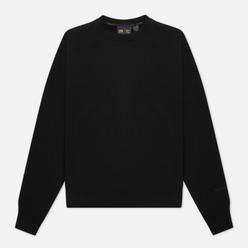 Мужская толстовка adidas Originals x Pharrell Williams Basics Crew Black