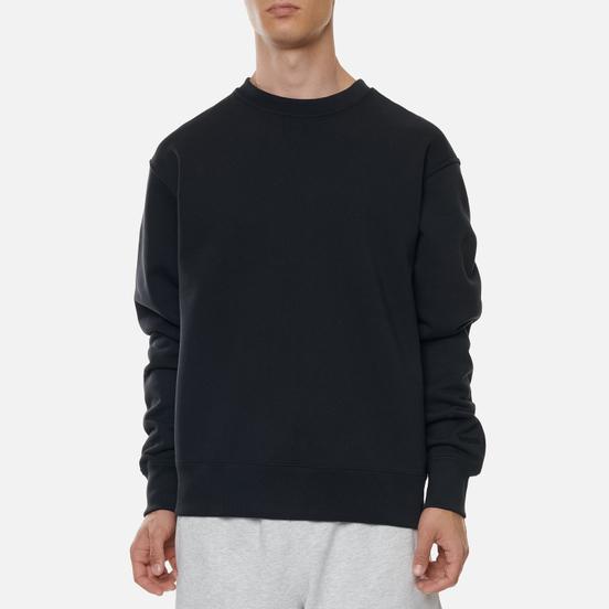 Мужская толстовка adidas Originals x Pharrell Williams Basics Crew Black