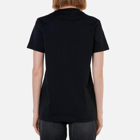 Женская футболка Y-3 Classic Logo Black