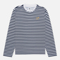 Мужской лонгслив adidas Originals x Human Made Stripe White/Collegiate Navy фото - 0