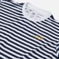Мужской лонгслив adidas Originals x Human Made Stripe White/Collegiate Navy фото - 1