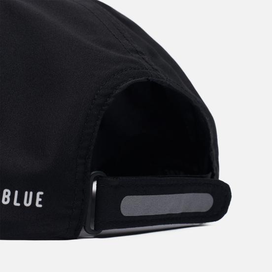 Кепка adidas Performance Lightweight Primeblue Runner Black/Black/White