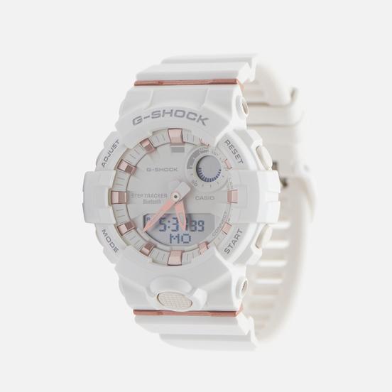 Наручные часы CASIO G-SHOCK GMA-B800-7AER White/Rose Gold