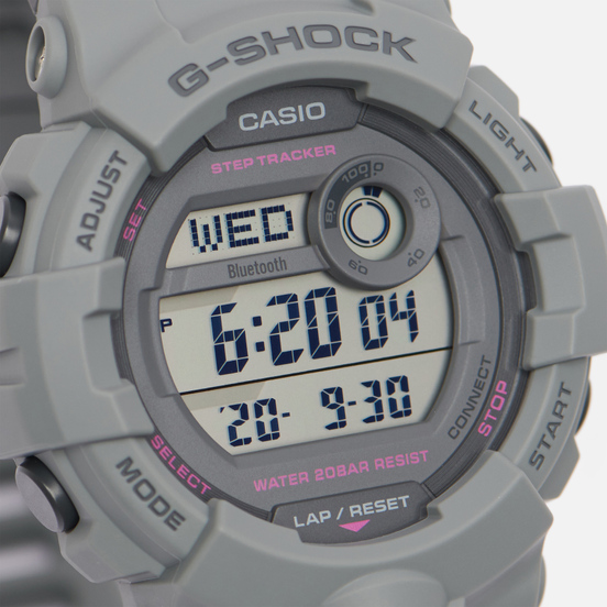 Наручные часы CASIO G-SHOCK GMD-B800SU-8ER G-SQUAD Series Grey