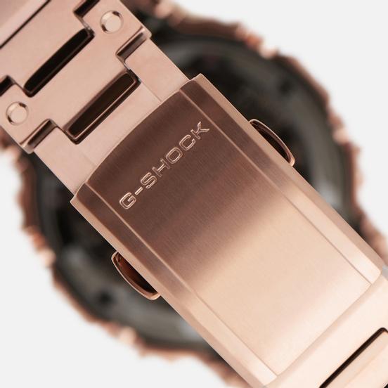 Наручные часы CASIO G-SHOCK GMW-B5000GD-4ER Full Metal Rose Gold/Rose Gold/Black