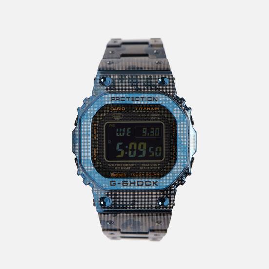 Наручные часы CASIO G-SHOCK GMW-B5000TCF-2ER Titanium Navy