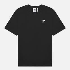 Мужская футболка adidas Originals Back And Front Trefoil Boxy Black
