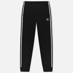 Мужские брюки adidas Originals 3-Stripes Fleece Slim Black