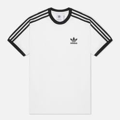Мужская футболка adidas Originals 3-Stripes White/Black