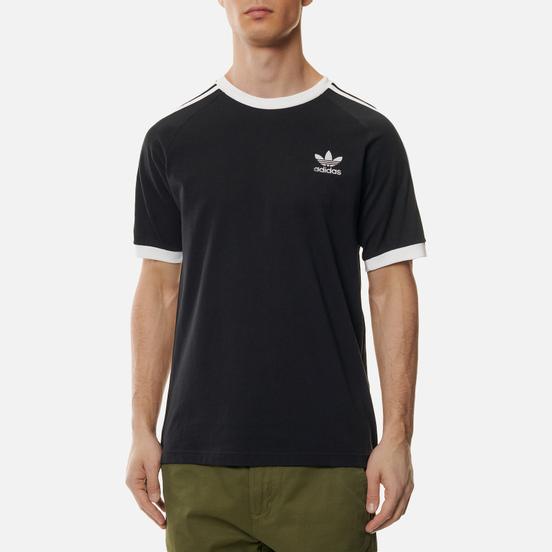 Мужская футболка adidas Originals Adicolor 3-Stripes Black