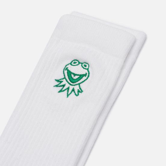 Носки adidas Originals x Disney Kermit The Frog White