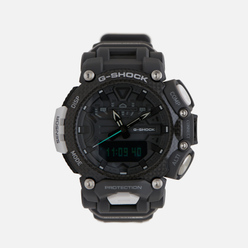 Наручные часы CASIO x Royal Air Force G-SHOCK Gravity Master Black/Grey