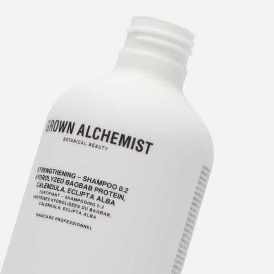 Шампунь для волос Grown Alchemist Strengthening 0.2 Small