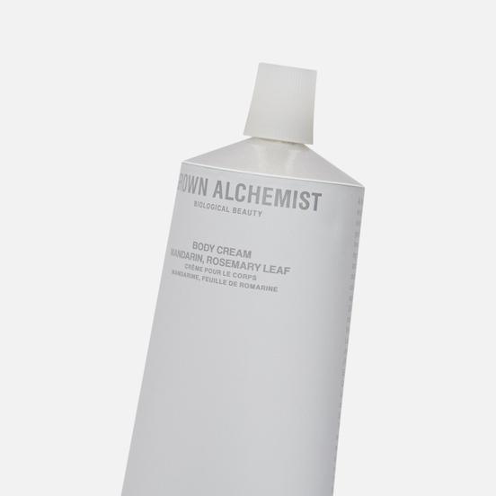 Крем для тела Grown Alchemist Mandarin & Rosemary Leaf Medium