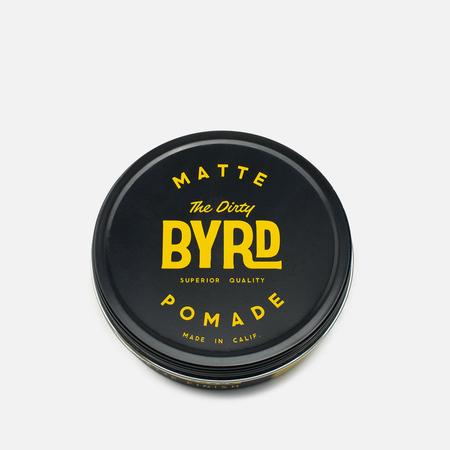 Средство для укладки волос Byrd Matte Pomade 2,5 Oz
