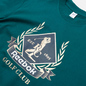 Мужская футболка Reebok Classic Golf Graphic Midnight Pine фото - 1