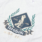 Мужская футболка Reebok Classic Golf Graphic White Melange фото - 1