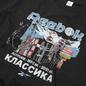 Мужская футболка Reebok Classics International North Black фото - 1