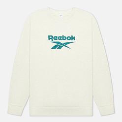 Мужская толстовка Reebok Classic Vector Crew Chalk Mel
