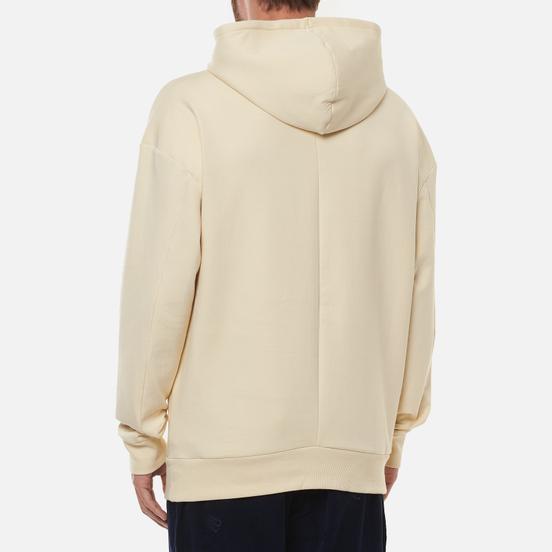 Мужская толстовка Reebok Dream Blend Cotton Hoodie Non-Dyed