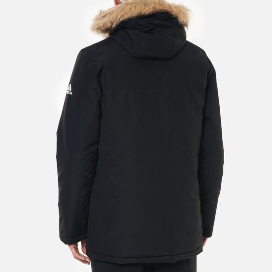 Мужская куртка парка adidas Performance Utilitas Hooded Black