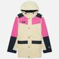 Мужская куртка adidas Originals Aldrington SPZL Art 1 Cream White/Scarlet/Night Navy фото - 0