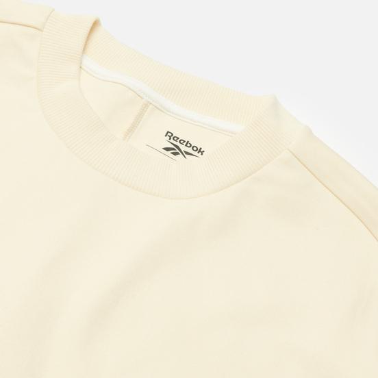 Мужская толстовка Reebok Dream Blend Cotton Crew Non-Dyed
