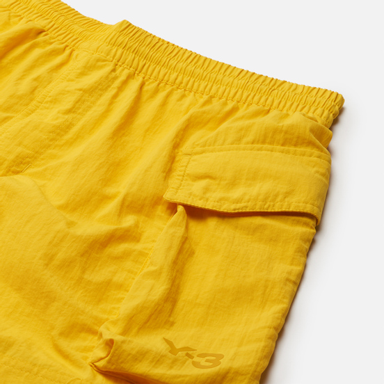 Мужские шорты Y-3 Utility Swim Short Length Super Yellow