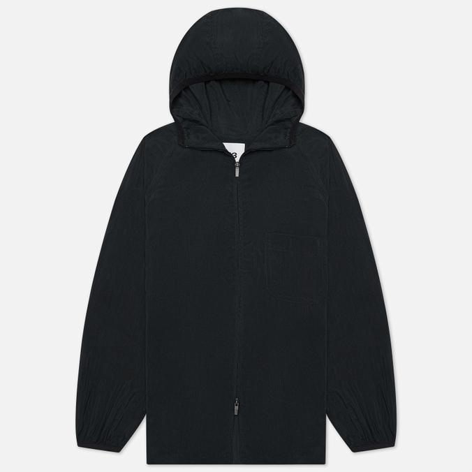 Мужская куртка ветровка Y-3 Chapter 3 Sanded Cupro Hooded