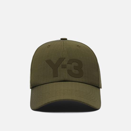 Кепка Y-3 Ripstop Logo Khaki