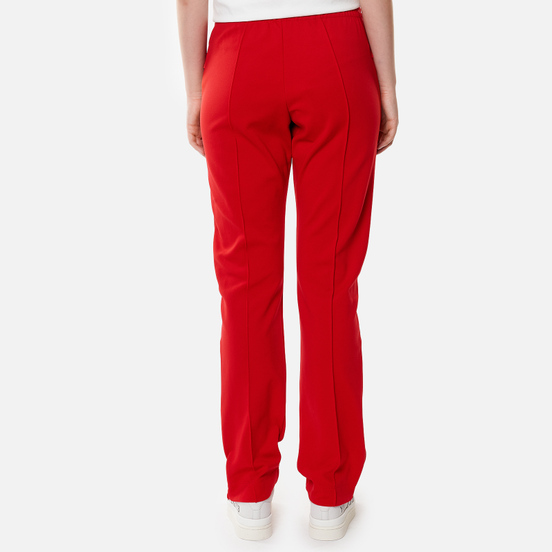 Женские брюки Y-3 Classic Slim Fitted Track Scarlet