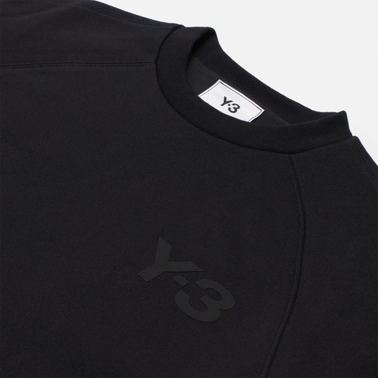 Женская толстовка Y-3 Classic Chest Logo Crew Neck Black
